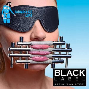 Total Silence Stainless Steel Mouth Gag