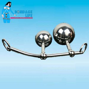 Double Ball Anchor With Rope Hook