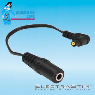 ElectraStim standard adapter to 3.5mm socket