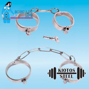 Cuffs /w Magnetic Key