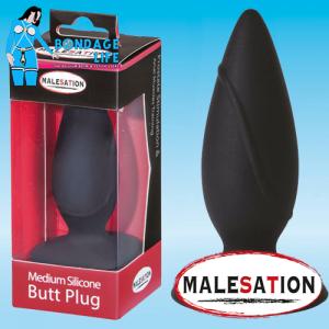 Silicone Butt Plug
