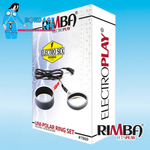 Electro Silicone Cock Rings