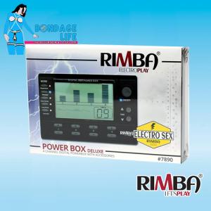 4 Kanalen Electro Powerbox Set