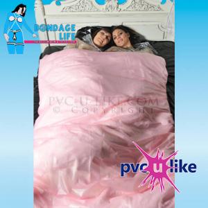 PVC Dekbedovertrek