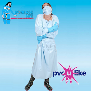 Doctors Gown and Mask