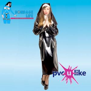 Full Length Nuns Outfit