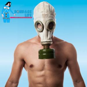 Russisch Gasmasker