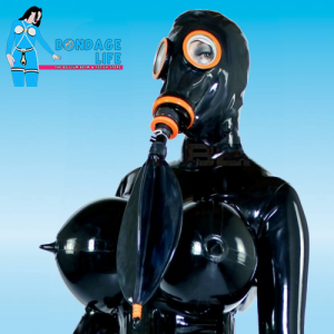 Deluxe Gasmasker Rebreather Systeem