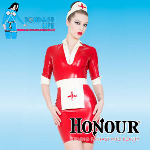 Nurse Lucy Latex Costume